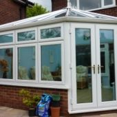 extension conservatory New build