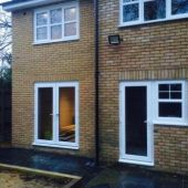 uPVC windows and door installation
